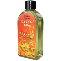 Base oil 100ml Grapeseed Oil
