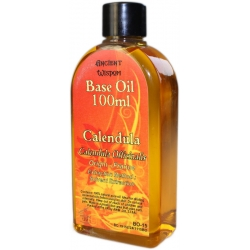 Base oil 100ml Calendula Oil