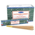 Satya Nag Champa Patchouli Forest Incense Sticks