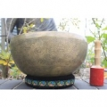 Tibetan Singing bowl 35cm